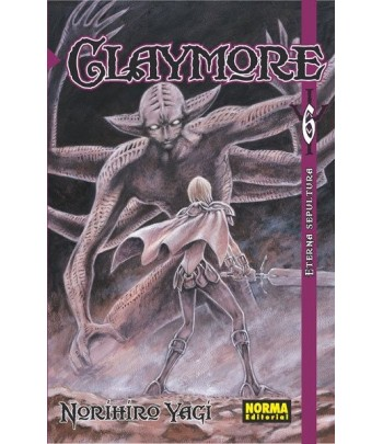 Claymore Nº 06 (de 27)