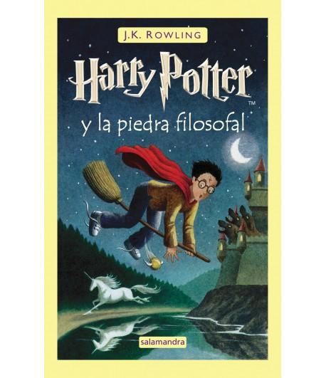 Harry Potter y la Piedra Filosofal (Volumen 1)