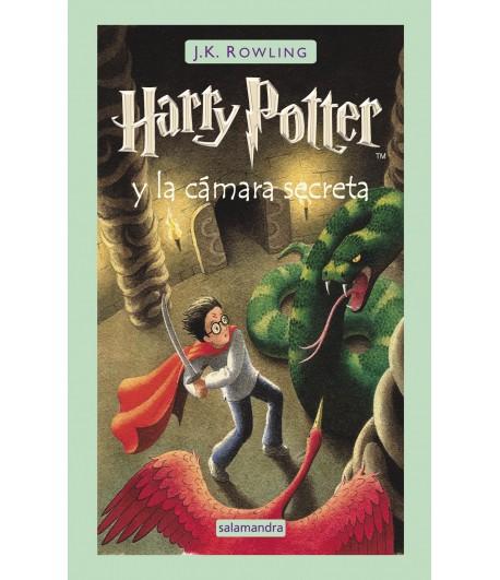 Harry Potter y la Cámara Secreta (Volumen 2)