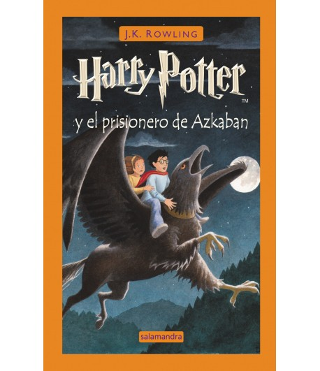 Harry Potter y el Prisionero de Azkaban (Volumen 3)