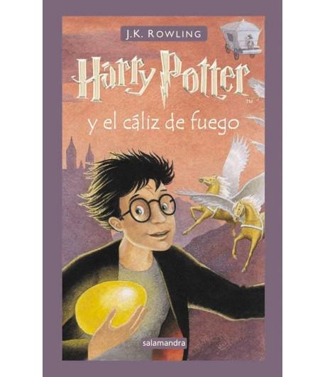 Harry Potter y el Cáliz de Fuego (Volumen 4)