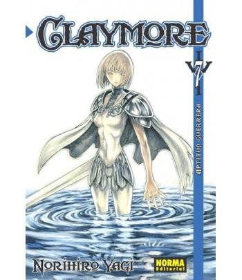 Claymore Nº 07 (de 27)