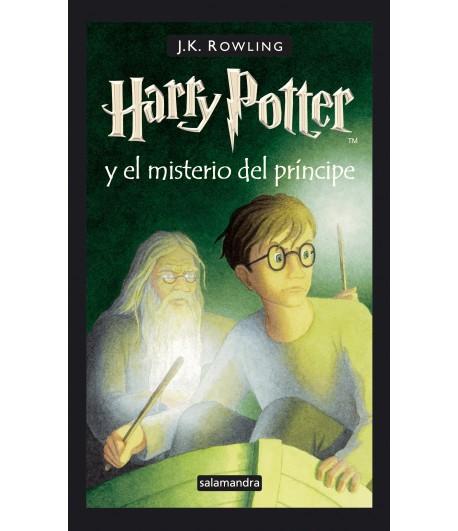 Harry Potter y el Misterio del Príncipe (Volumen 6)