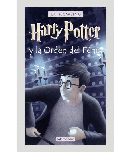 Harry Potter y la Orden del Fénix (Volumen 5)