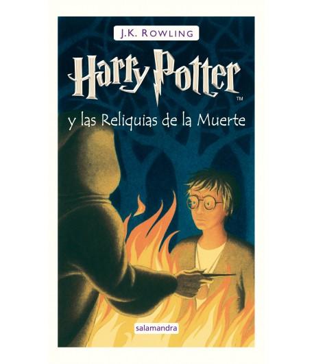 Harry Potter y las Reliquias de la Muerte (Volumen 7)