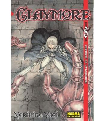 Claymore Nº 08 (de 27)