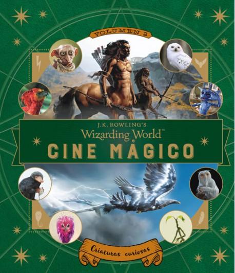 Cine Mágico 2: Criaturas curiosas