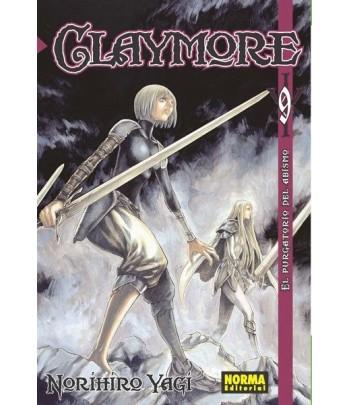 Claymore Nº 09 (de 27)