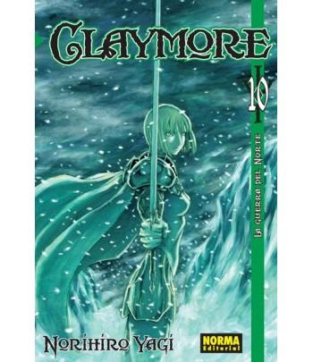 Claymore Nº 10 (de 27)