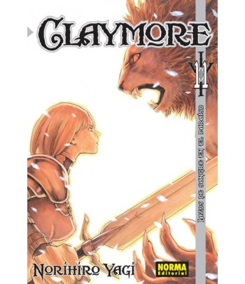 Claymore Nº 11 (de 27)