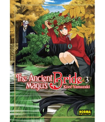The Ancient Magus Bride Nº 03