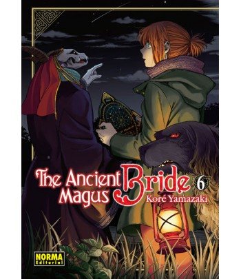 The Ancient Magus Bride Nº 06
