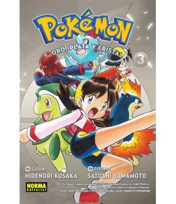 Pokémon Nº 07 - Oro, Plata...