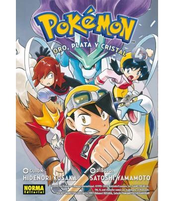 Pokémon Nº 08 - Oro, Plata...