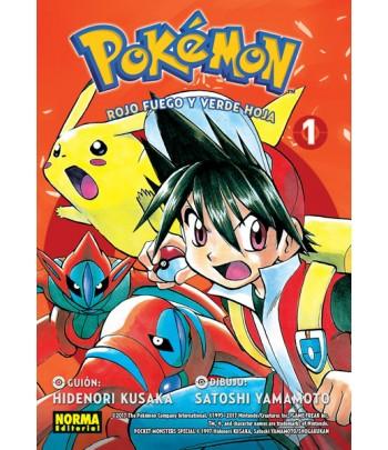Pokémon Nº 13 - Rojo Fuego...
