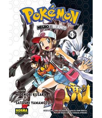 Pokémon Nº 26 - Negro y...