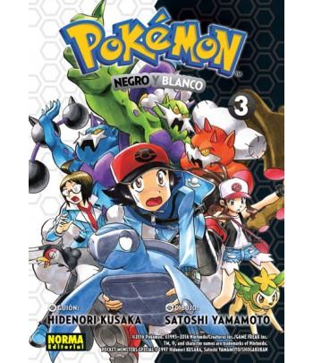 Pokémon Nº 28 - Negro y...
