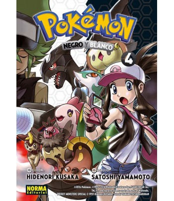 Pokémon Nº 29 - Negro y...