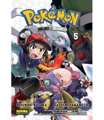 Pokémon Nº 30 - Negro y...