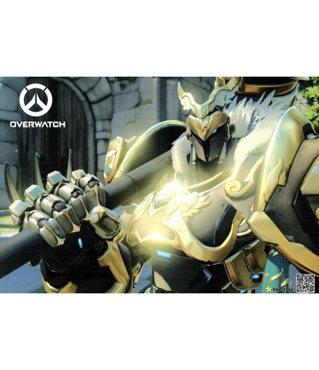 Póster Overwatch 02