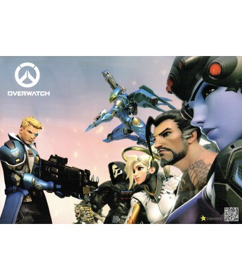 Póster Overwatch 03
