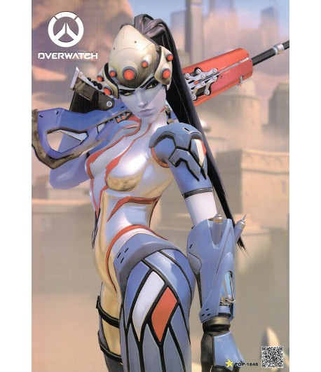 Póster Overwatch 06