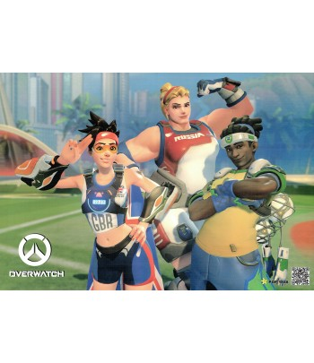 Póster Overwatch 07