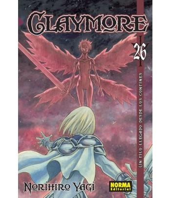 Claymore Nº 26 (de 27)