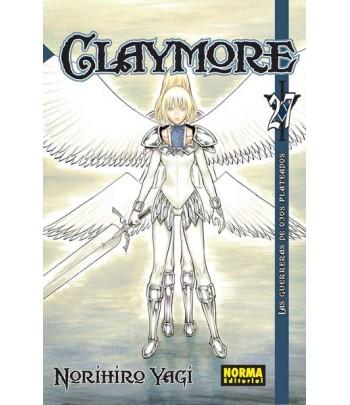 Claymore Nº 27 (de 27)