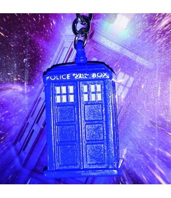 Llavero Dr. Who - Tardis