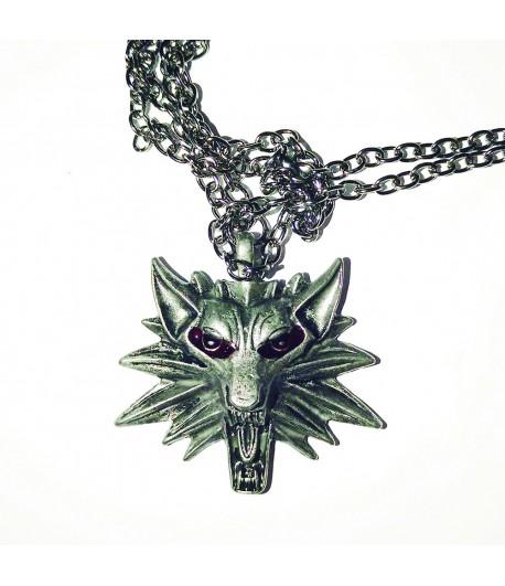 Colgante The Witcher - Lobo
