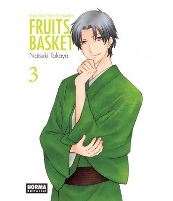 Fruits Basket Ed....