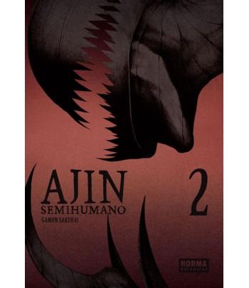 Ajin (Semihumano) Nº 02