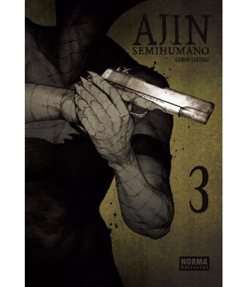 Ajin (Semihumano) Nº 03