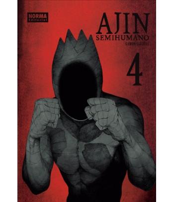 Ajin (Semihumano) Nº 04