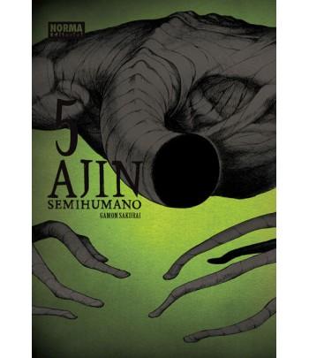 Ajin (Semihumano) Nº 05