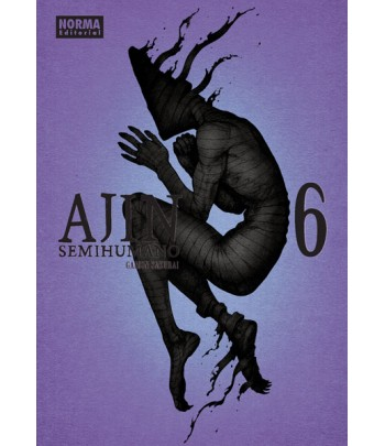 Ajin (Semihumano) Nº 06