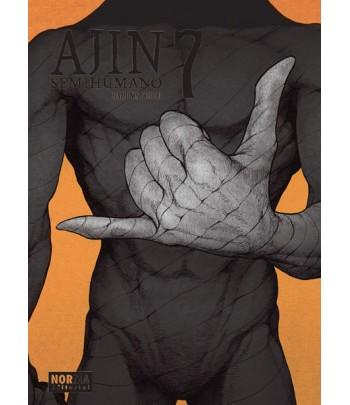 Ajin (Semihumano) Nº 07