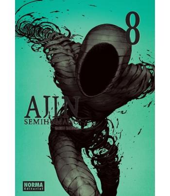 Ajin (Semihumano) Nº 08