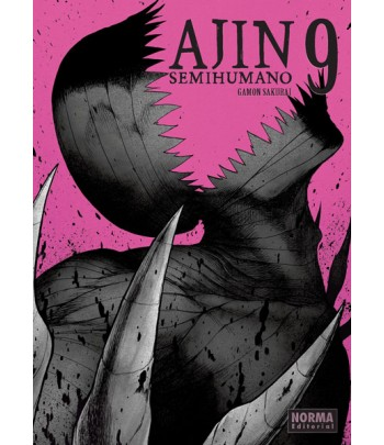 Ajin (Semihumano) Nº 09