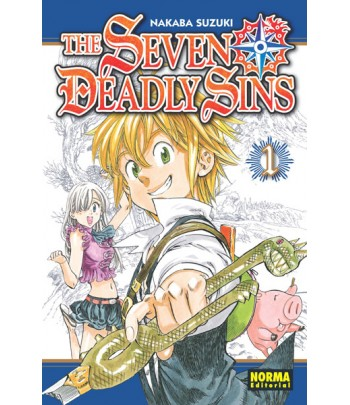 The Seven Deadly Sins Nº 01