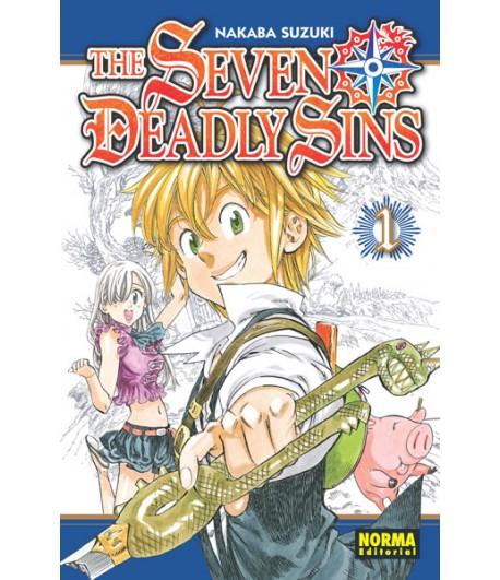 The Seven Deadly Sins Nº 01