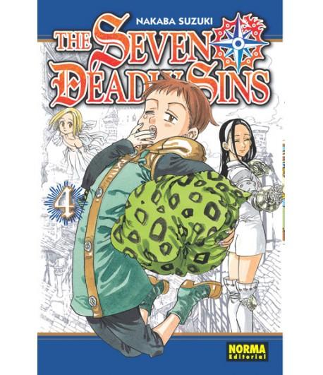 The Seven Deadly Sins Nº 04
