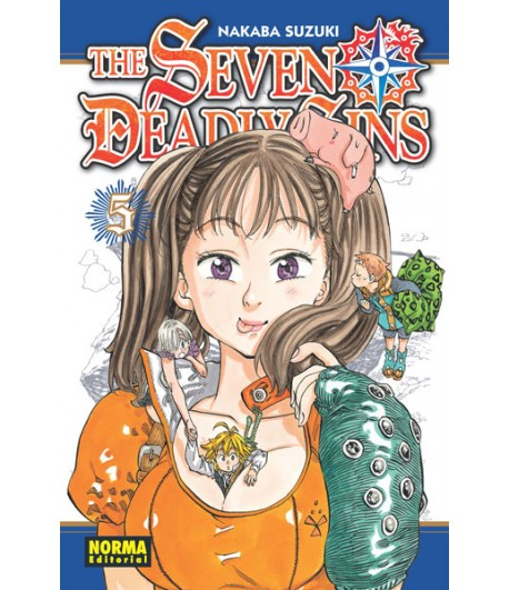 The Seven Deadly Sins Nº 05