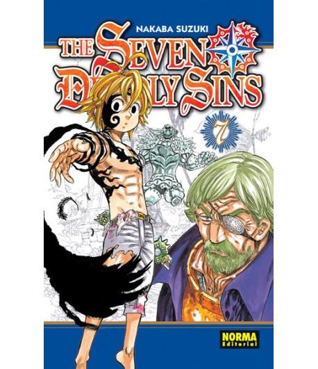The Seven Deadly Sins Nº 07