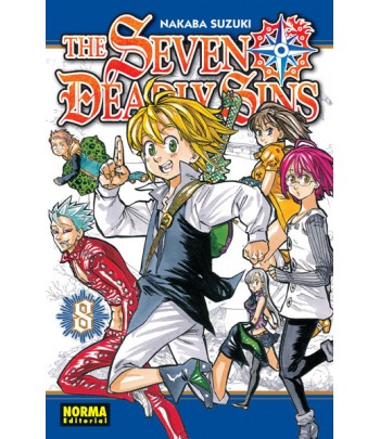 The Seven Deadly Sins Nº 08
