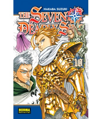 The Seven Deadly Sins Nº 10