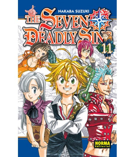 The Seven Deadly Sins Nº 11