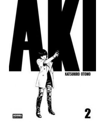 Akira Nº 02 (Edición a color)