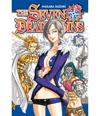 The Seven Deadly Sins Nº 15